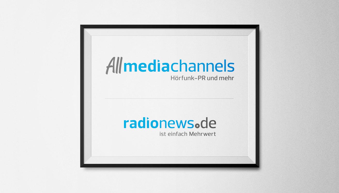 Allmediachannels - Logos