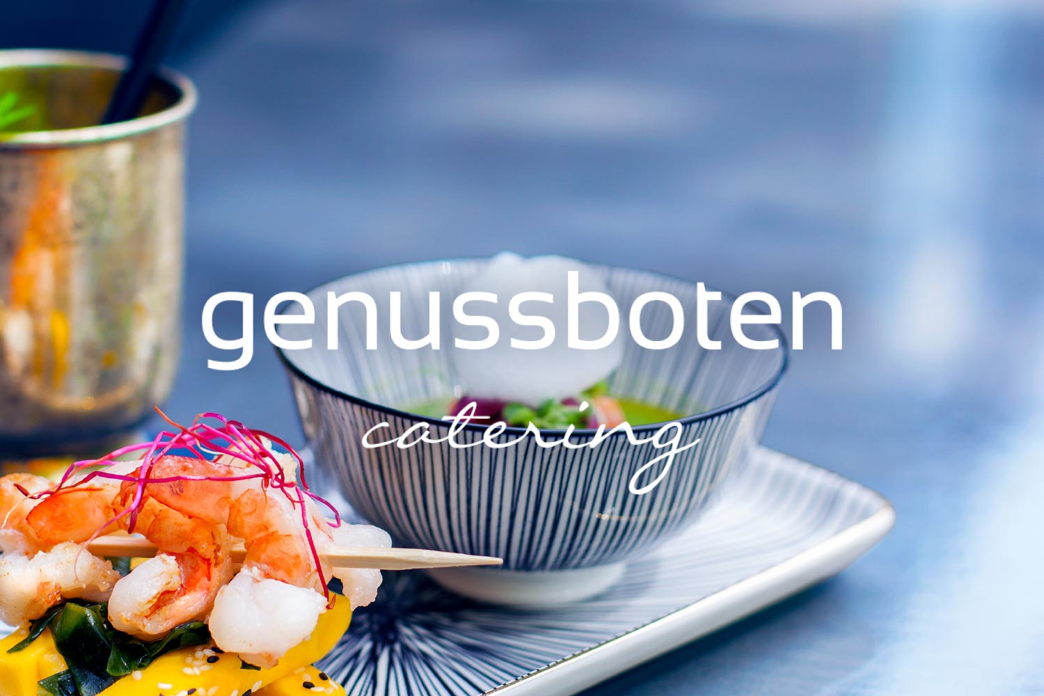 Genussboten Catering Berlin - Cover