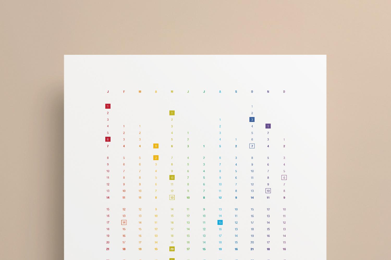 Kalender - Cover