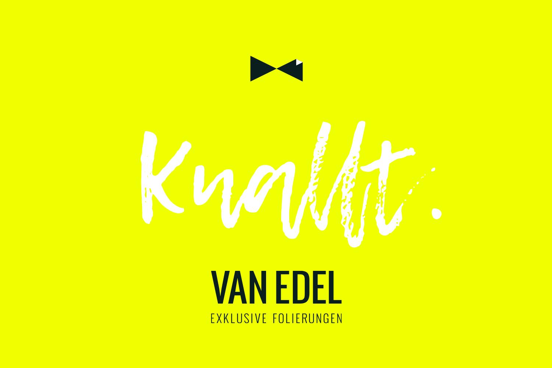 Van Edel - Cover