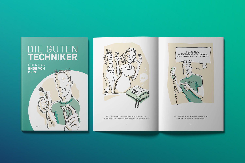 teifke GmbH - Comic