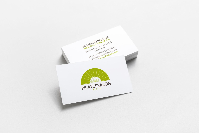 PilatesSalonBerlin - Visitenkarte