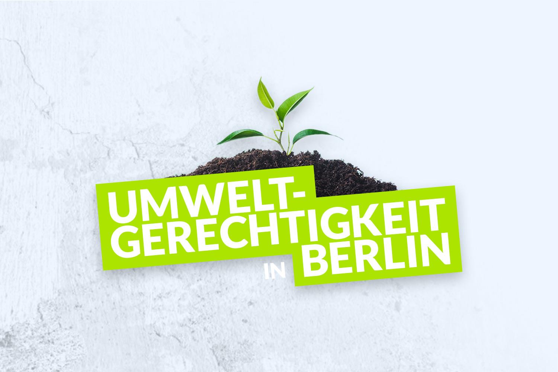 Umweltgerechtigkeit in Berlin